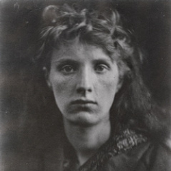 Author Julia Margaret Cameron