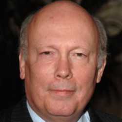 Author Julian Fellowes