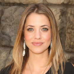Author Julie Gonzalo