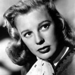 Author June Allyson
