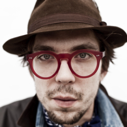 Author Justin Townes Earle