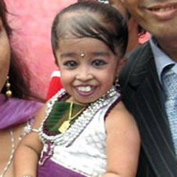 Author Jyoti Amge