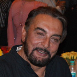 Author Kabir Bedi