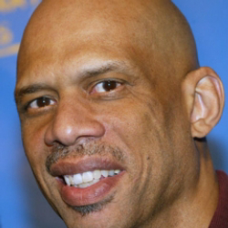 Author Kareem Abdul-Jabbar
