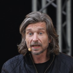 Author Karl Ove Knausgard