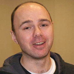 Author Karl Pilkington