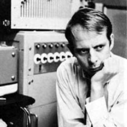 Author Karlheinz Stockhausen