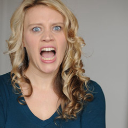 Author Kate McKinnon