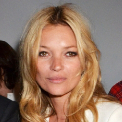 Author Kate Moss