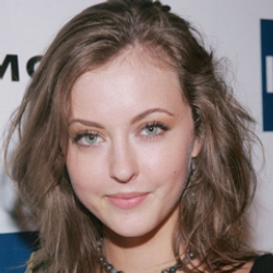 Author Katharine Isabelle