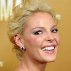 Author Katherine Heigl