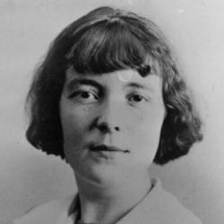 Author Katherine Mansfield