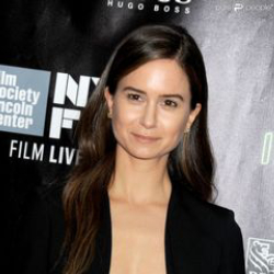 Author Katherine Waterston