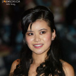 Author Katie Leung