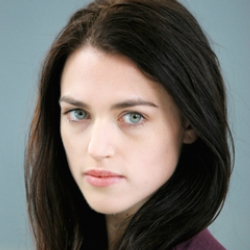 Author Katie McGrath