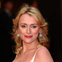 Author Keeley Hawes