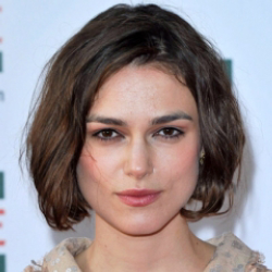 Author Keira Knightley