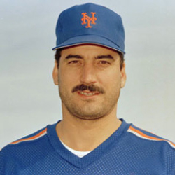 Author Keith Hernandez
