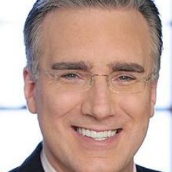 Author Keith Olbermann