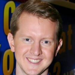 Author Ken Jennings