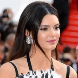Author Kendall Jenner