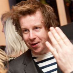 Author Kevin Barry