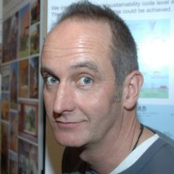 Author Kevin McCloud