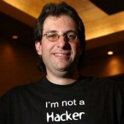 Author Kevin Mitnick