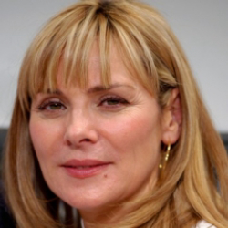 Author Kim Cattrall