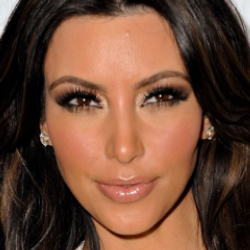 Author Kim Kardashian