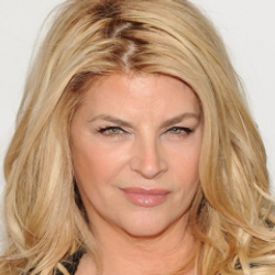 Author Kirstie Alley