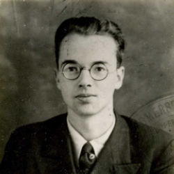 Author Klaus Fuchs
