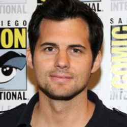 Author Kristoffer Polaha
