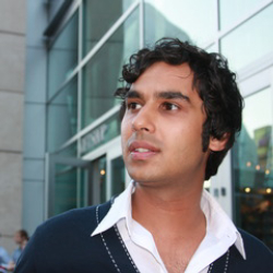 Author Kunal Nayyar