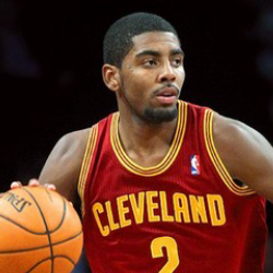 Author Kyrie Irving