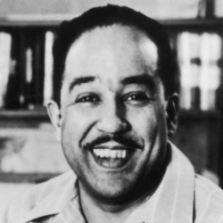 Author Langston Hughes