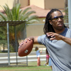 Author Larry Fitzgerald