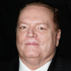 Author Larry Flynt