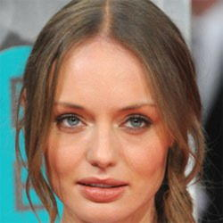 Author Laura Haddock