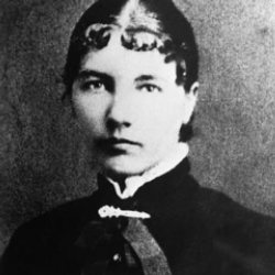 Author Laura Ingalls Wilder