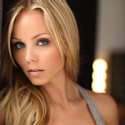 Author Laura Vandervoort