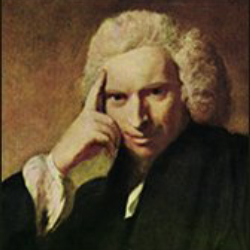 Author Laurence Sterne