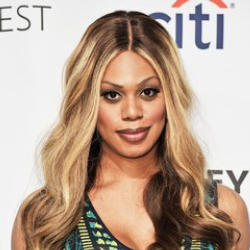 Author Laverne Cox