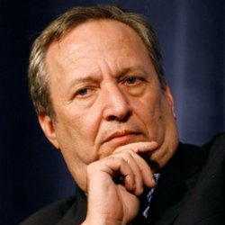 Author Lawrence Summers