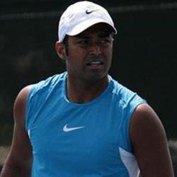 Author Leander Paes