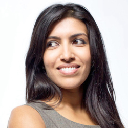 Author Leila Janah