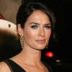 Author Lena Headey