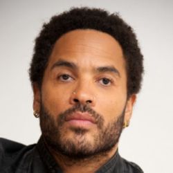 Author Lenny Kravitz