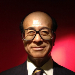 Author Li Ka-shing