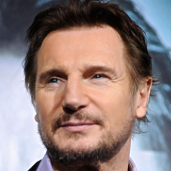 Author Liam Neeson